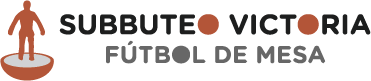 Subbuteo Fútbol Mesa Victoria