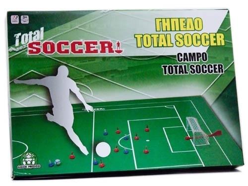 Campo De Juego De Total Soccer Subbuteo Futbol Mesa Victoria